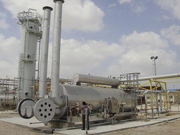 Namdaran Petrogas Industries Indirect Water Bath Heater
